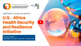 U.S.-Africa Security and Resilience Initiative Launch Event