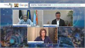 High Level Dialogue - H.E. Uhuru Kenyatta, President of Kenya & Sundar Pichai, CEO of Google and Alphabet
